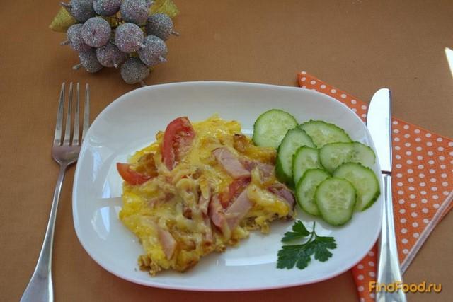 Рецепт Завтрак на французский манер рецепт с фото