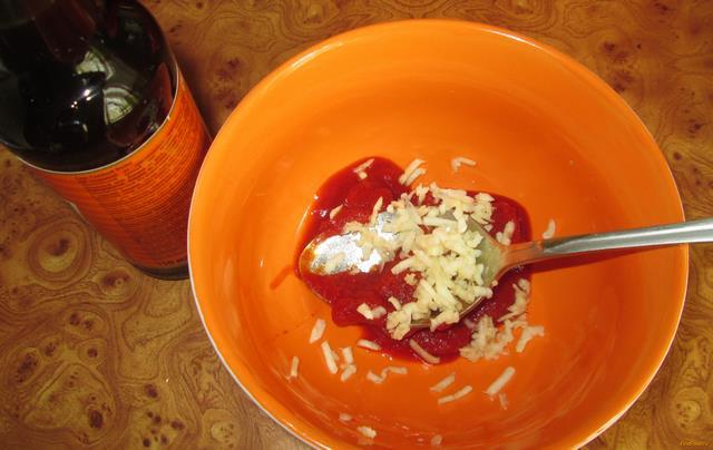 Рецепт куриной голени в соевом соусе