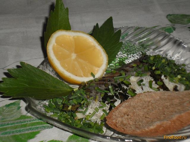 Рецепт Треска в духовке с лимоном рецепт с фото
