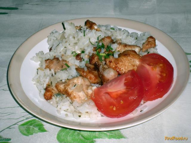 Рецепт Куриное филе с соевым соусом рецепт с фото
