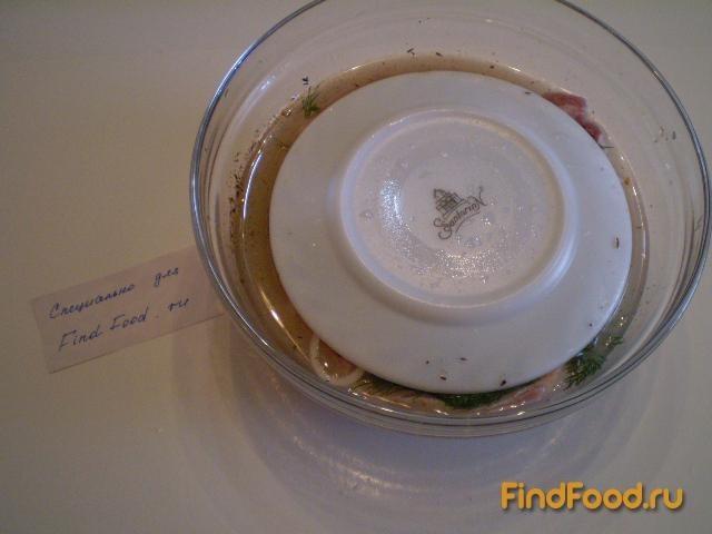 Стейк из свинины на углях рецепт с фото 5-го шага