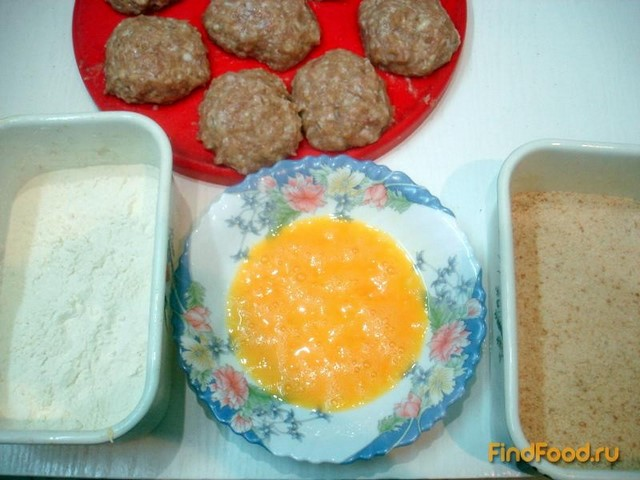 Котлеты по-донбасски рецепт с фото 10-го шага