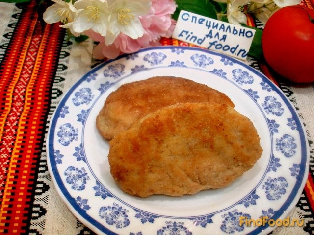 Котлеты по-донбасски рецепт с фото 14-го шага