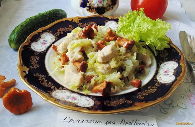 Солянка с куриной грудкой рецепт с фото