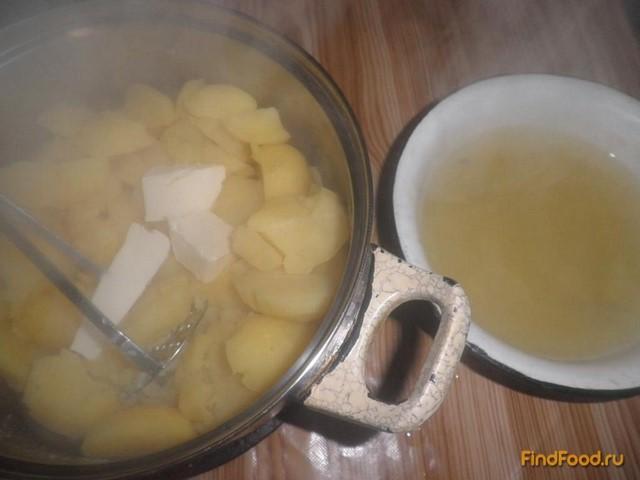 Картофельное пюре на воде рецепт с фото 2-го шага