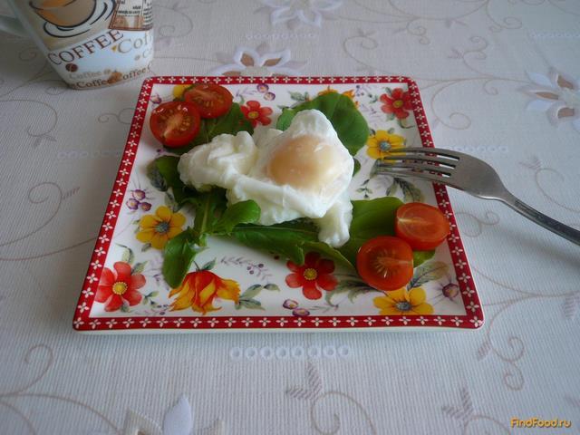 Рецепт Вареное яйцо на завтрак за одну минуту рецепт с фото