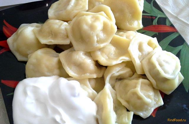 Рецепт Домашние пельмени с куриным фаршем рецепт с фото