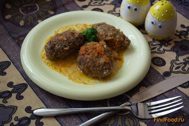 Рецепт Котлеты из говядины рецепт с фото