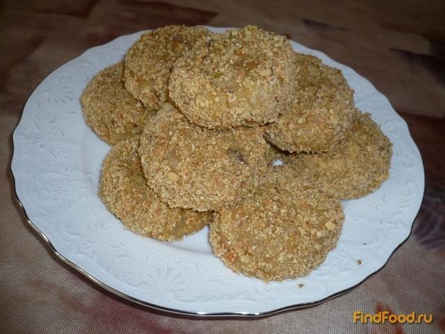 Рецепт Картофельные котлеты с квашеной капустой рецепт с фото