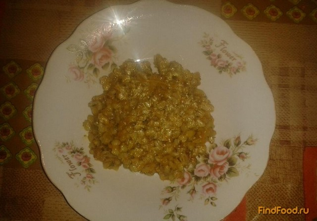 Рецепт Каша из перловой крупы рецепт с фото
