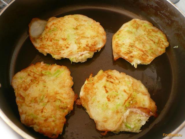 Кабачок с картофелем рецепты приготовлени¤