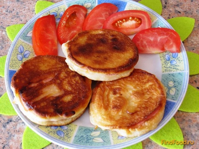 Рецепт Колбаска в кляре рецепт с фото