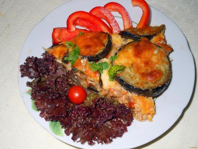 Рецепт греческая мусака по-домашнему рецепт с фото