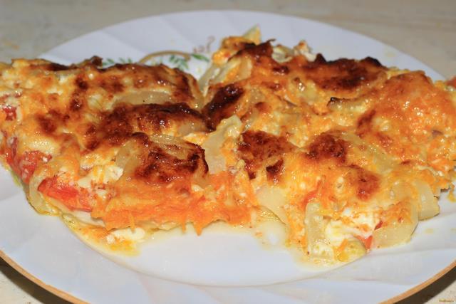 Рецепт Курица под шубой рецепт с фото