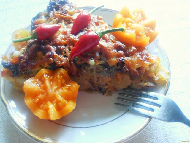 Рецепт Баклажаны под сыром рецепт с фото
