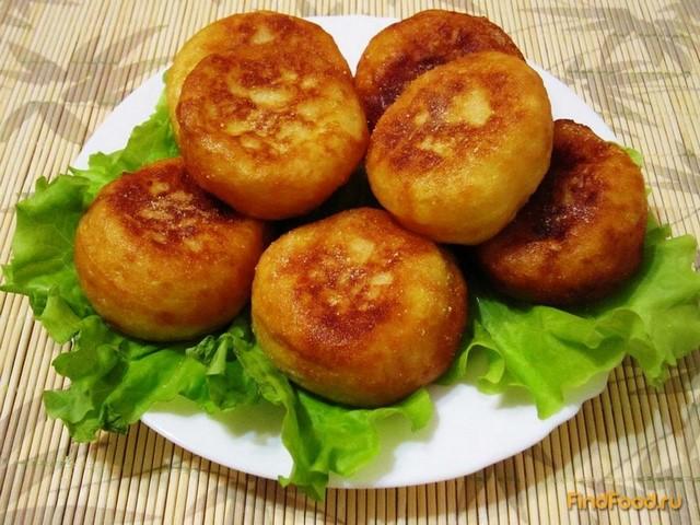 Рецепт Дрожжевые картофельные шарики рецепт с фото