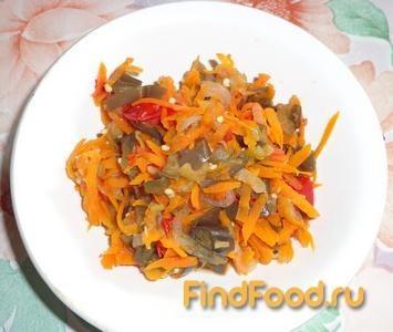 Рецепт Баклажаны тушеные с овощами рецепт с фото