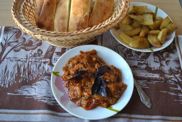 Рецепт Баклажаны по-ирански рецепт с фото