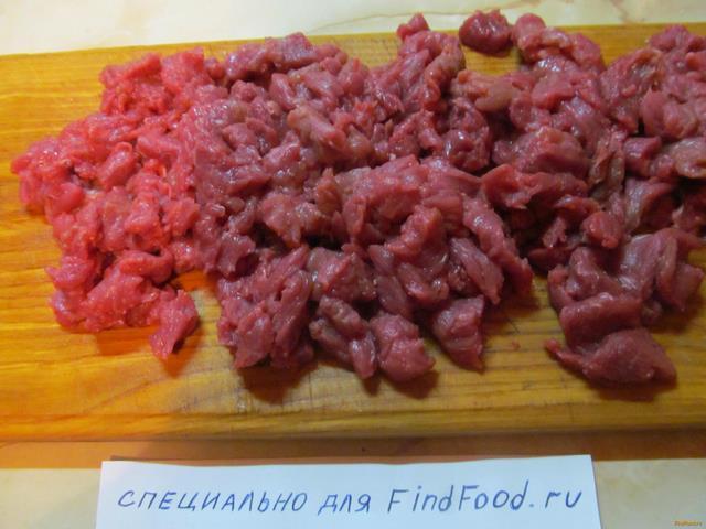 котлеты с говядины рецепт