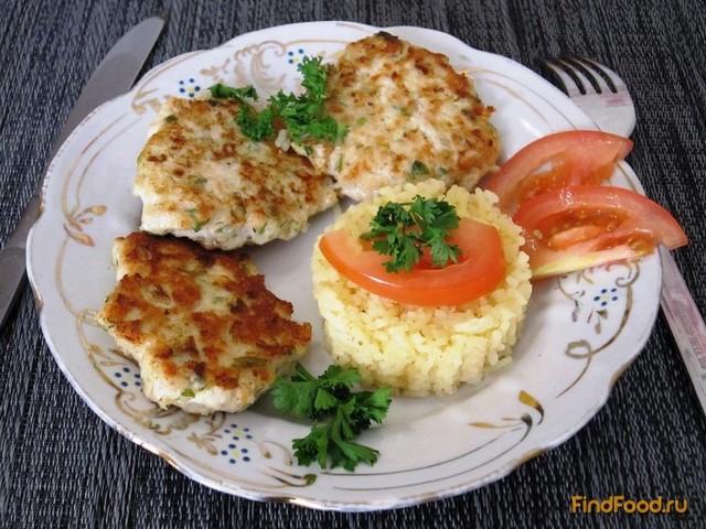 Рецепт Оладьи из курицы с овощами рецепт с фото