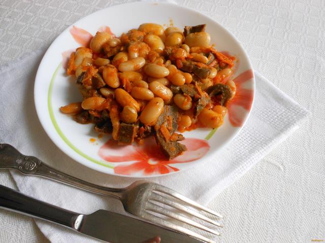 Вкусная фасоль рецепты пошагово