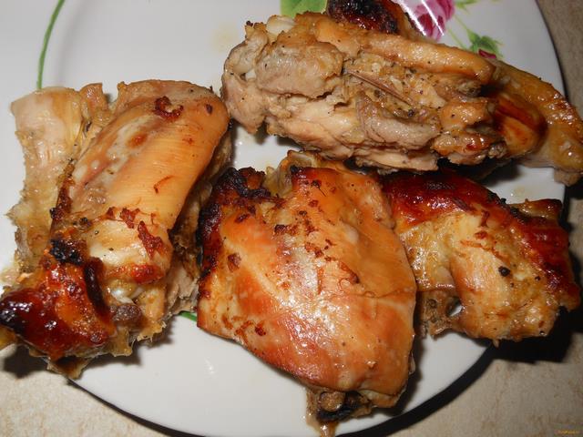 Рецепт Курица по-восточнному рецепт с фото