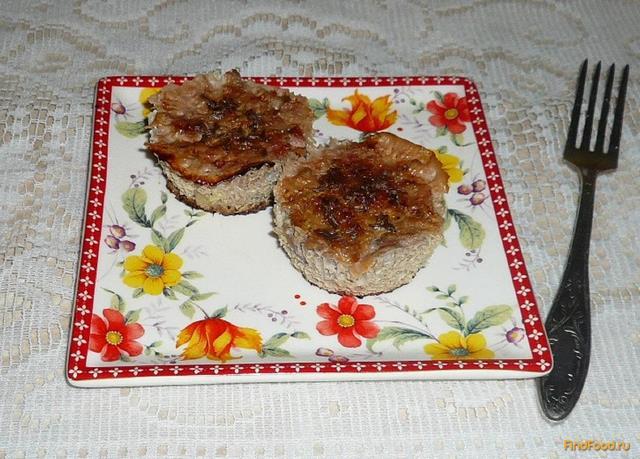 Рецепт Мясные кексы с тмином рецепт с фото