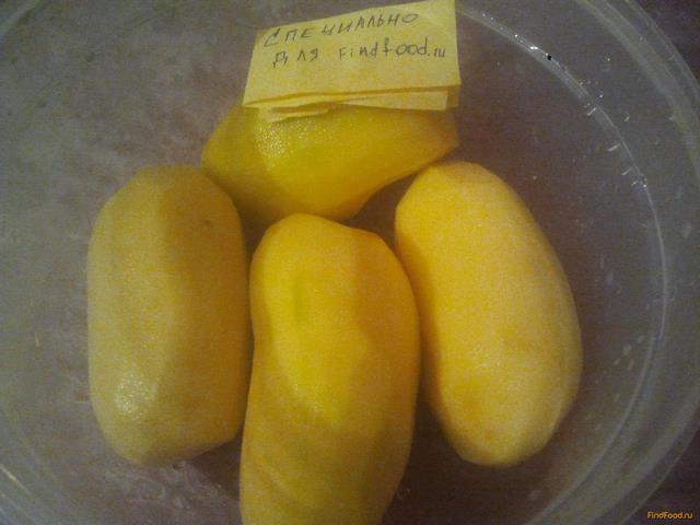 Рецепт молодого картофеля с укропом