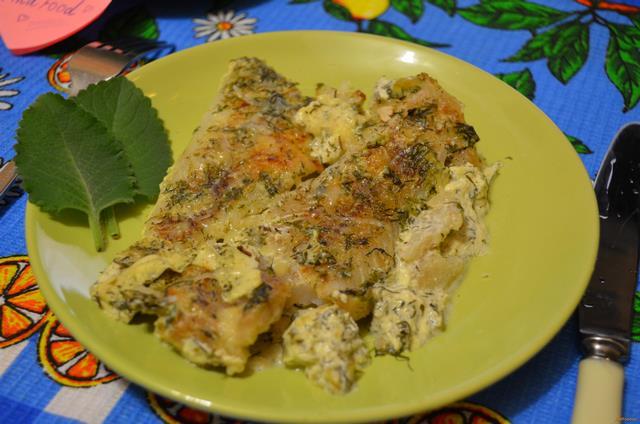 Филе минтая с картошкой в мультиварке рецепт с фото