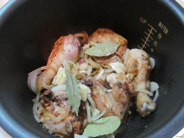 Рецепты курица с коньяком