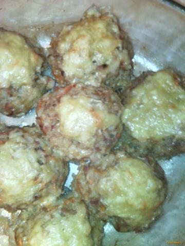 Рецепт Домашние мясные ежики рецепт с фото