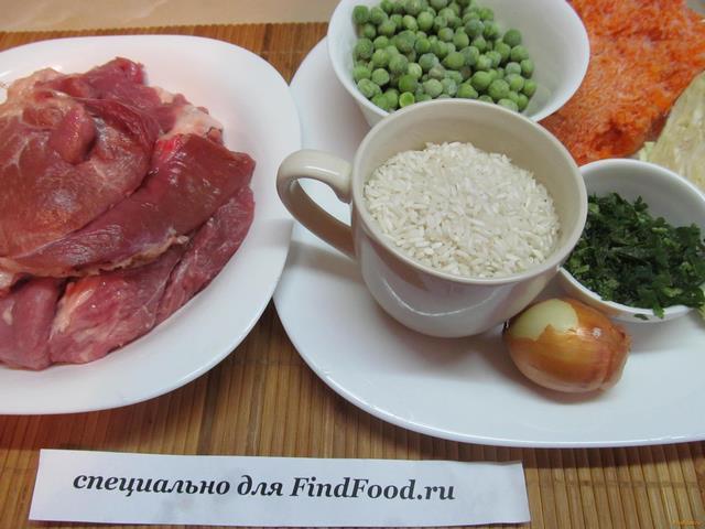 Котлеты из индейки с рисом рецепт