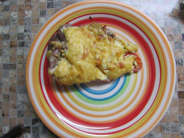 Мясо по французский рецепт в домашних условиях
