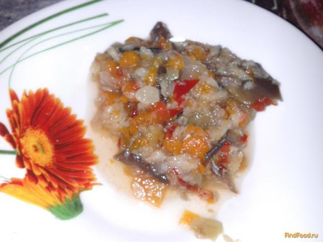 Рецепт Детское овощное рагу с рыбой рецепт с фото