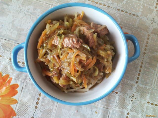 Рецепт Лагман с говядиной рецепт с фото