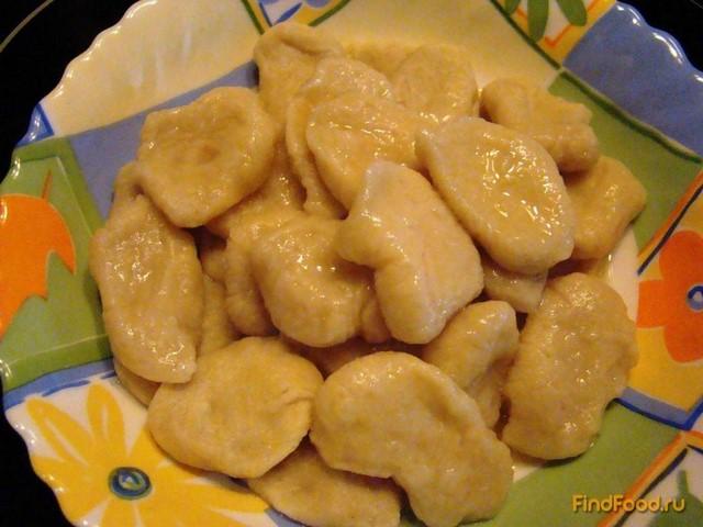 Картофельные Клёцки по-домашнему рецепт с фото 11-го шага