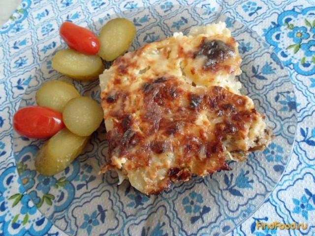 Рецепты пошаговые с мясная запеканка