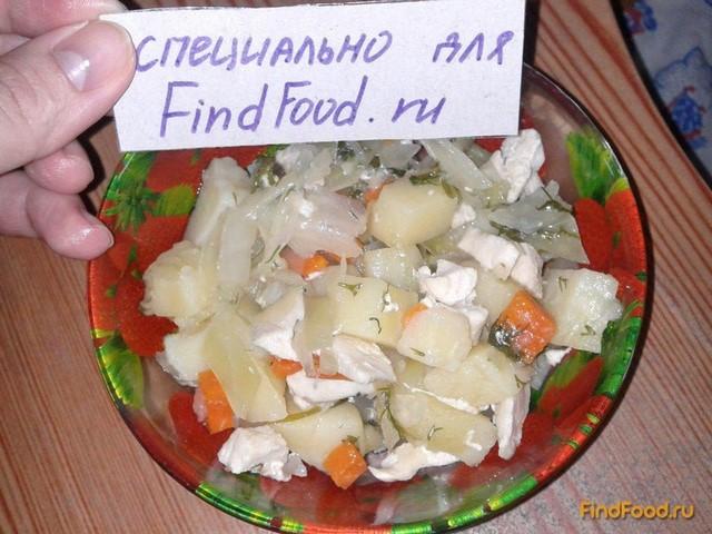 овощное рагу ребенку рецепт