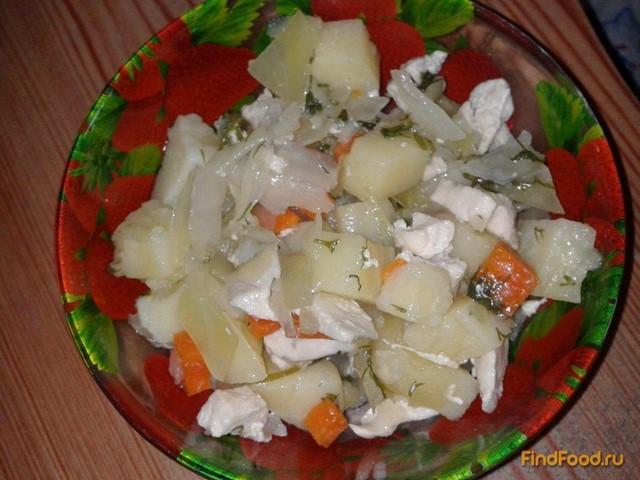 овощное рагу для детейрецепт