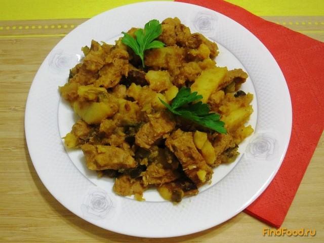 Рецепт Азу приготовленное по-татарски рецепт с фото