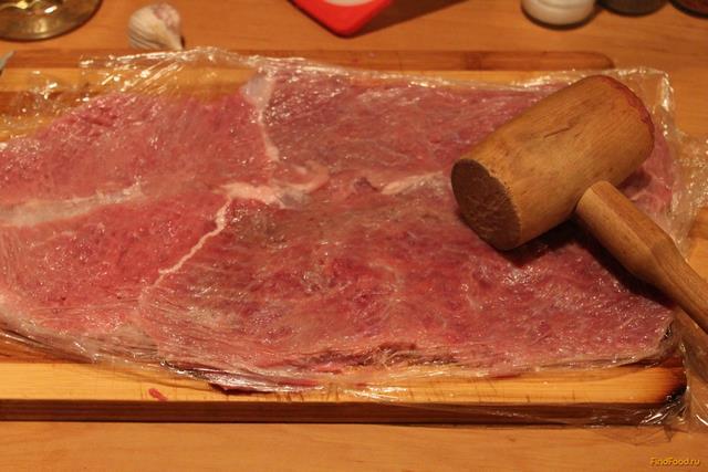 Приготовление рулета в домашних условиях мясного