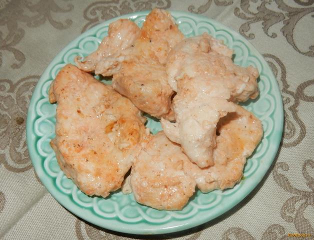 Рецепт Куриные отбивные в духовке рецепт с фото