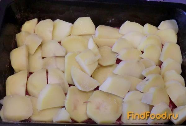 Картофель по капитански рецепт с фото