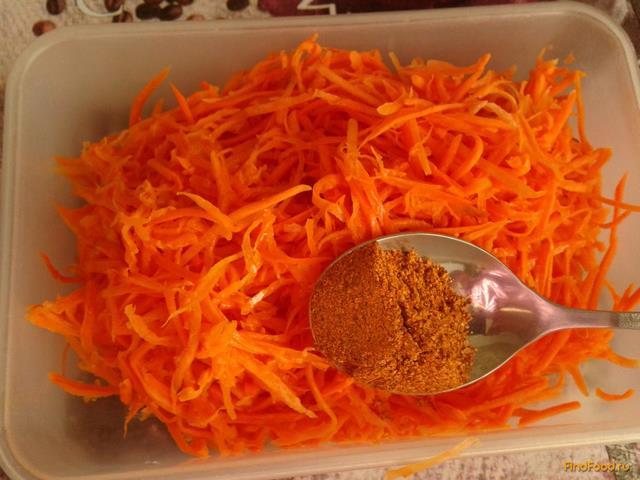 Морковка по-корейски в домашних условиях пошагово с фото 839