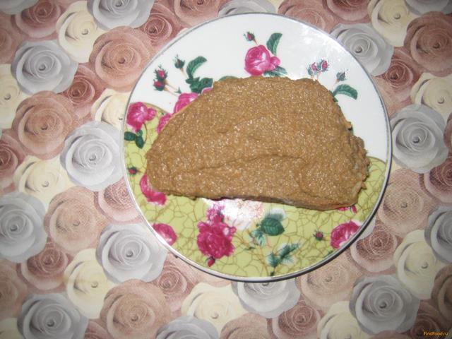 Рецепт Паштет из куриной печени с морковью и луком рецепт с фото