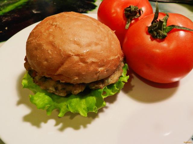 Рецепт Домашние гамбургеры рецепт с фото