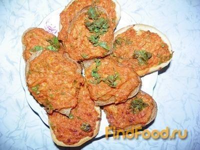 Рецепт Гренки с морковью рецепт с фото