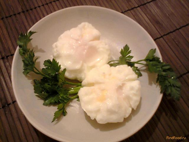 Яйца пашот в мешочке рецепт