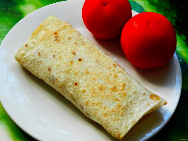 Рецепт Куриная шаурма с чесночным соусом рецепт с фото