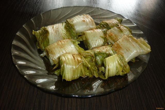 Рецепт Кимчи рецепт с фото